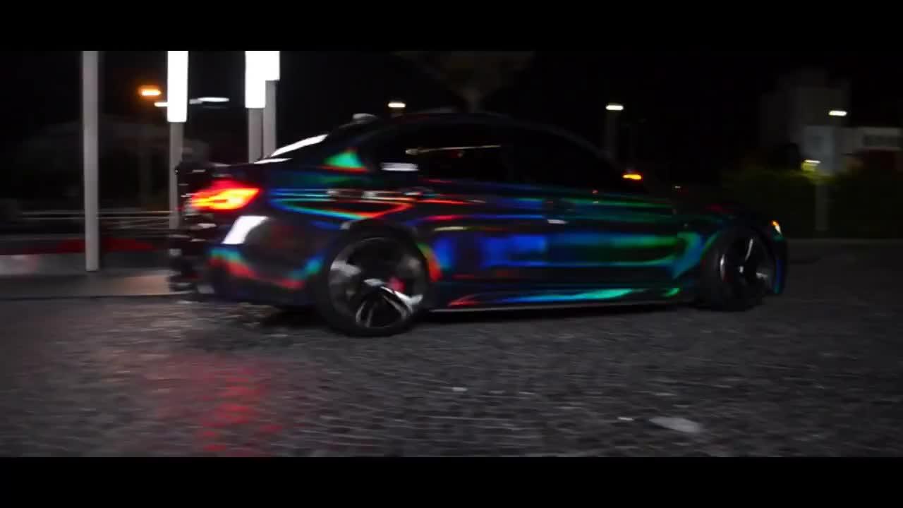 Carblogturkiye Media Films Bmw F30 320i Lci Hologram Kaplama