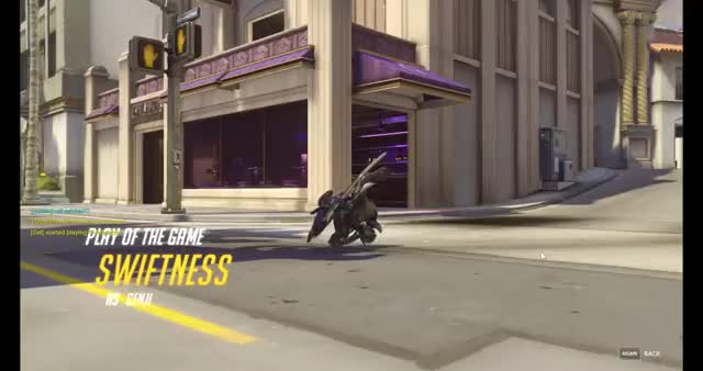 Sickest POTG for Genji?