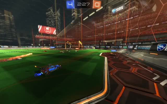 Watch and share Rocket League GIFs by mkchampion on Gfycat