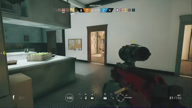 Watch this GIF by Gamer DVR (@xboxdvr) on Gfycat. Discover more Anduwrynn, TomClancysRainbowSixSiege, xbox, xbox dvr, xbox one GIFs on Gfycat