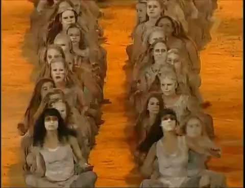Sydney Opening Ceremony - 'Awakening' GIFs