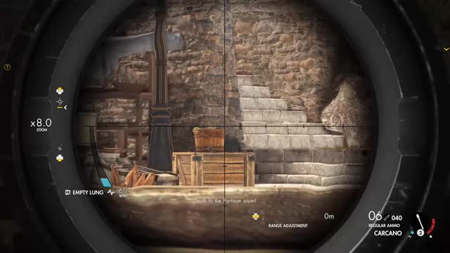 Watch and share Sniper Elite 4 GIFs and Xbox One GIFs by Carl_GoodToSeeYou on Gfycat