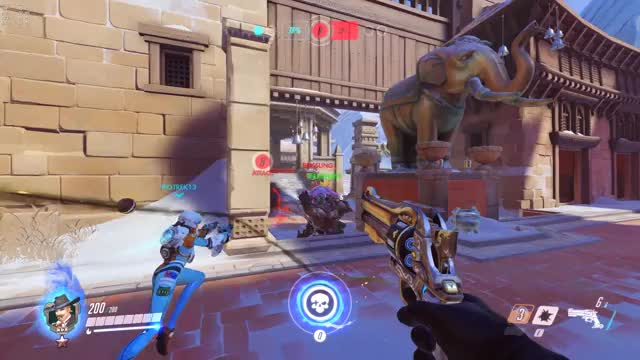 Watch and share Overwatch GIFs and Spil GIFs on Gfycat