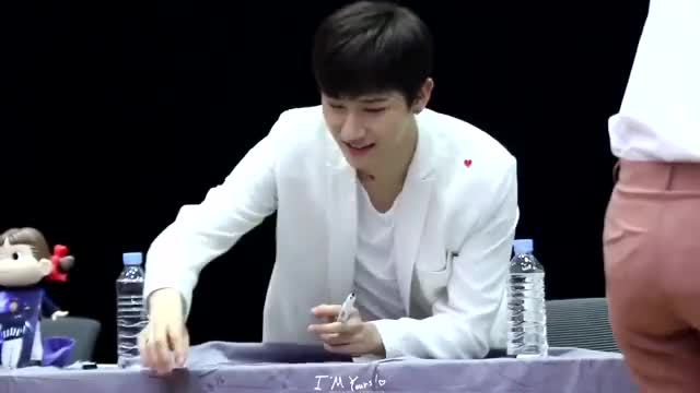 Watch 160703 DAEJEON FANSIGN [I.M Special] GIF on Gfycat. Discover more MONSTA X, WE ARE MONBEBES , WE ARE MONBEBES, People & Blogs GIFs on Gfycat