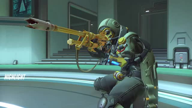 Watch 18-09-25 18-38-35 GIF on Gfycat. Discover more ana, highlight, overwatch GIFs on Gfycat