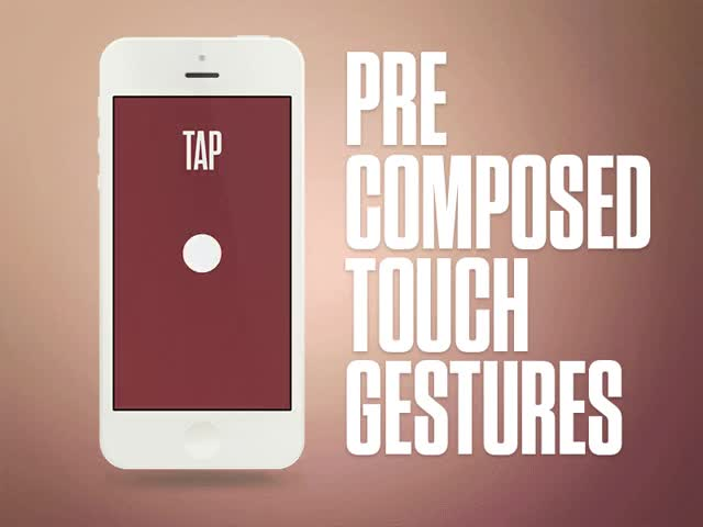 Watch and share Precomposed Touch Gestures GIFs on Gfycat