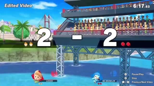 Watch and share Double Spike Mii Brawler GIFs by kseals281 on Gfycat