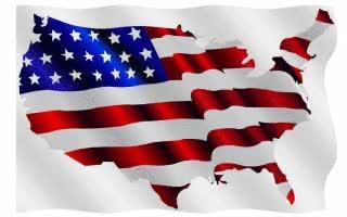 Watch and share Usa Flag GIFs by Frances E Silva on Gfycat