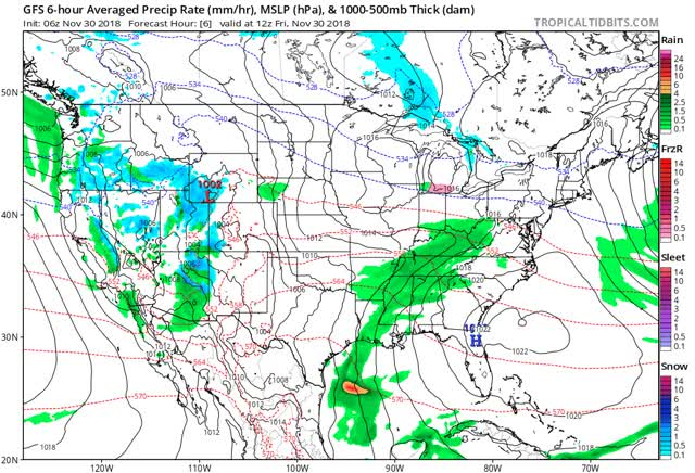 Watch gfs mslp pcpn frzn us fh6-360 GIF by The Watchers (@thewatchers) on Gfycat. Discover more related GIFs on Gfycat