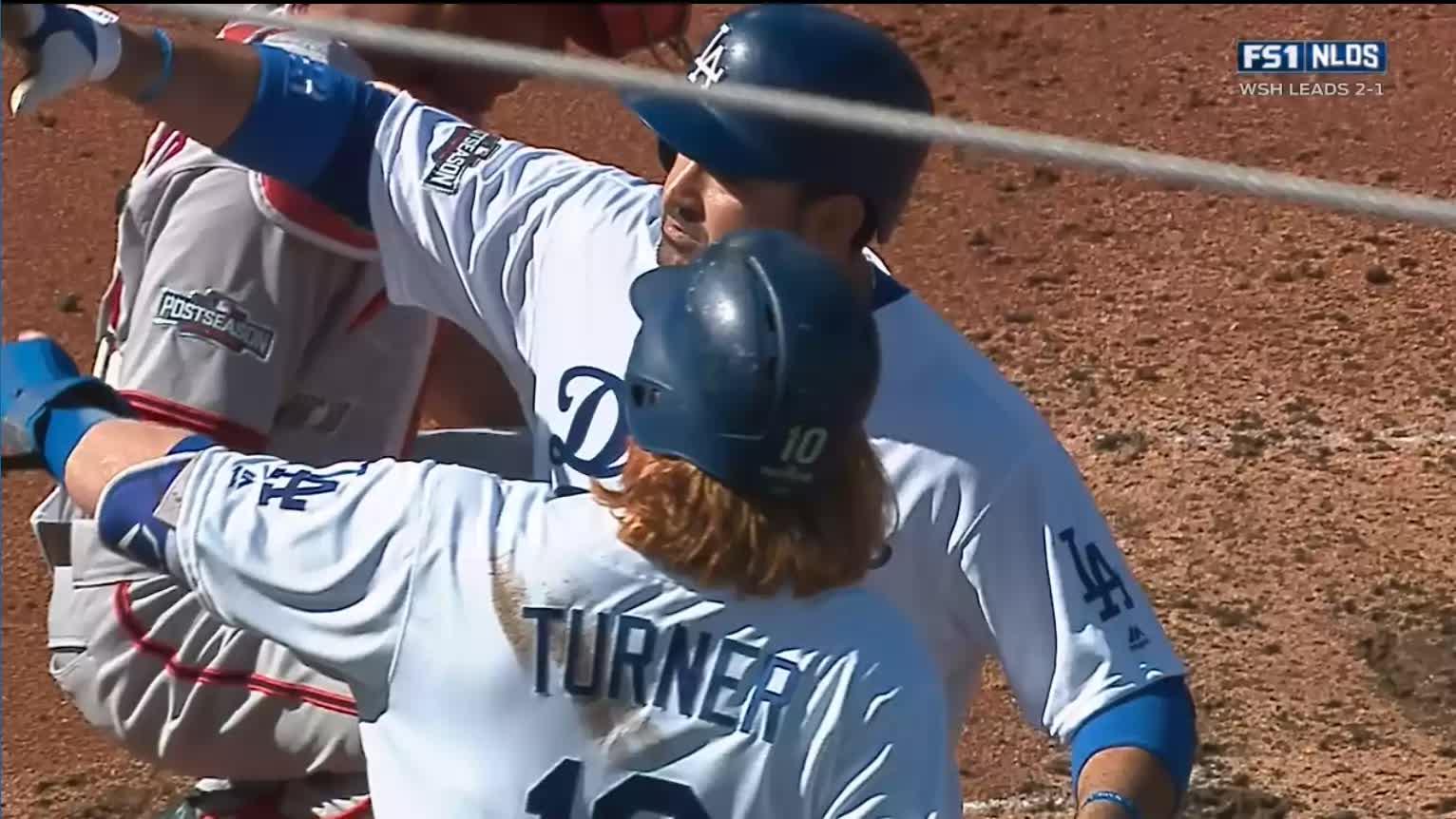 Dodgers selfie GIFs