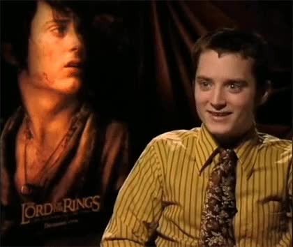 Watch and share Elijah Wood GIFs and Maybe GIFs on Gfycat