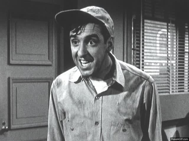 Watch Gomer is Adam Sandler! GIF on Gfycat. Discover more related GIFs on Gfycat