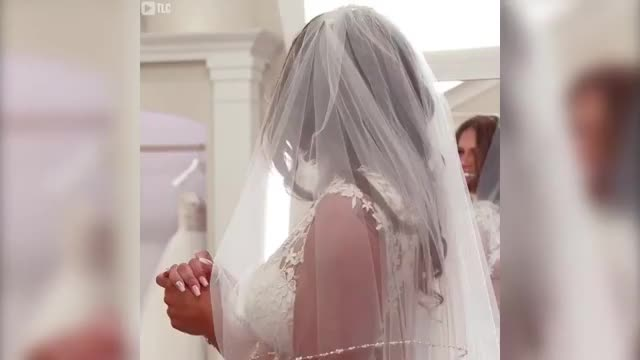 This Transgender Bride Made Television History ( HerStory!) yes success smile perfect omg ok i love you hearts happy feels fabulous crazy cool chill cheers blush beauty aww awesome amazing humanapproved GIF