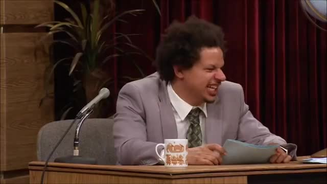 Watch and share Eric Andre GIFs on Gfycat