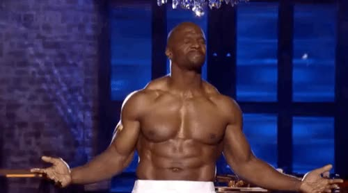Watch and share Terry Crews GIFs by Streamlabs on Gfycat