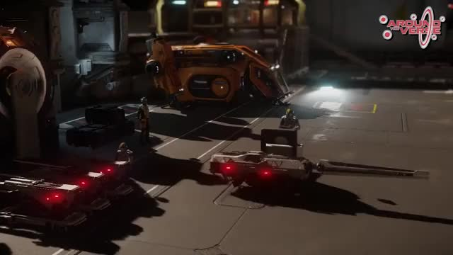 Watch Argo and new Behring weapons GIF on Gfycat. Discover more Star Citizen GIFs on Gfycat