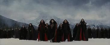 Watch and share The Twilight Saga GIFs and The Volturi Coven GIFs on Gfycat