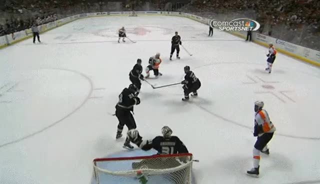 Watch and share Flyers GIFs and Hockey GIFs by grantisgrant on Gfycat