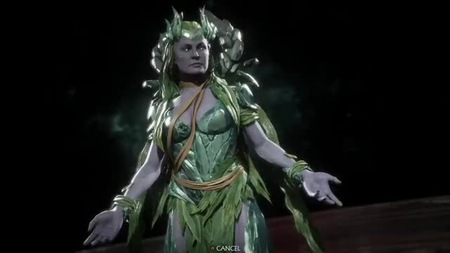 Watch and share Mk11 Cetrion Intros GIFs and Mortal Kombat 11 GIFs on Gfycat