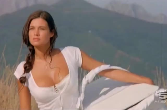 Watch and share Manuela Arcuri GIFs and Swimsuit GIFs by smoopy on Gfycat