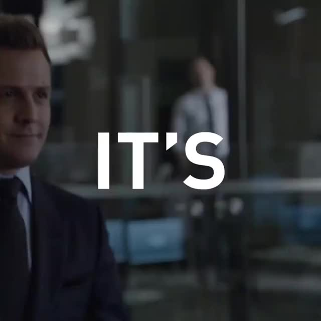 Watch #WeTheBold Suits GIF by Danno (@danno) on Gfycat. Discover more suits, usanetwork GIFs on Gfycat