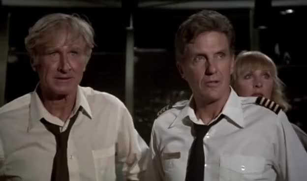 Watch and share Airplane! - Sniffing Glue GIFs on Gfycat