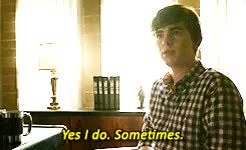Watch and share Norman Bates GIFs and Alex Romero GIFs on Gfycat