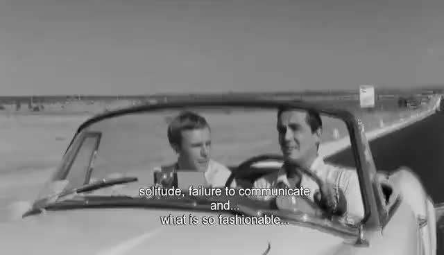 Michelangelo Antonioni On Modernity  Video Essay Gif  Find Make  Watch Michelangelo Antonioni On Modernity  Video Essay Gif On Gfycat  Discover More Related How To Write A High School Essay also English Sample Essays  Argument Essay Sample Papers