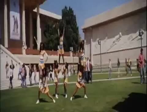 Watch and share Cheerleader GIFs and Sky High GIFs on Gfycat