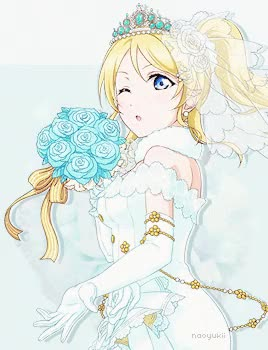 Watch and share Eli Ayase GIFs and Love Live GIFs on Gfycat