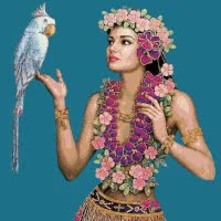 Watch and share Hawaiian Girl GIFs on Gfycat