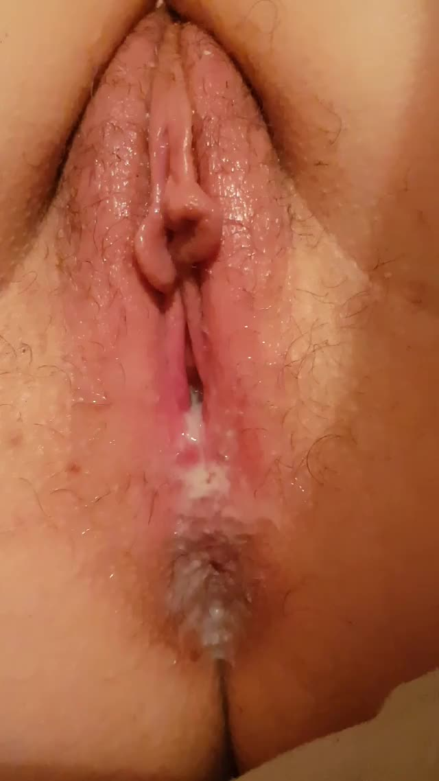 after cumming really pumping hard yesterday evening <three