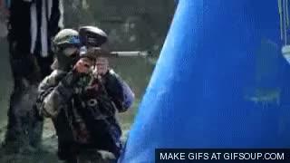 Watch Paintball GIF on Gfycat. Discover more gif, gifs, paintball, paintballing, pbnation, slide, speedball, teamwork, xball GIFs on Gfycat