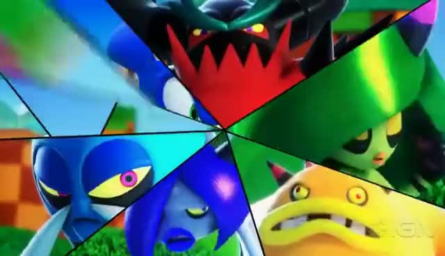 Watch and share Sonic Lost World GIFs and Deadly Six GIFs on Gfycat