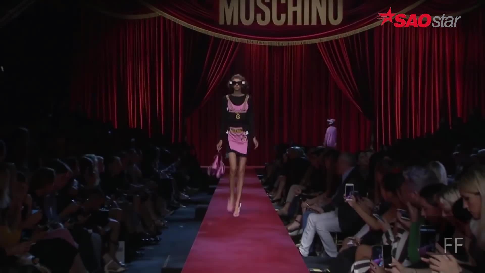 Tóc Tiên diện Moschino, chuẩn bị kỹ càng để phá đảo Seoul Fashion Week!