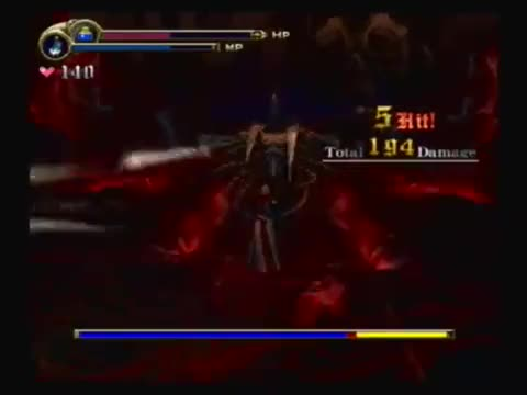 Watch and share Let's Play Castlevania Lament Of Innocence Blind Part 30 Final Tying Up Loose Ends GIFs by Qaiss El-Bairoti on Gfycat
