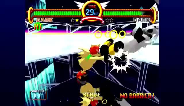 Watch Sonic the Fighters (Xbox Live Arcade) Arcade as Bark GIF on Gfycat. Discover more related GIFs on Gfycat