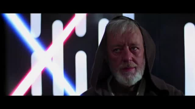 Watch and share Alec Guinness GIFs and Fantheories GIFs on Gfycat