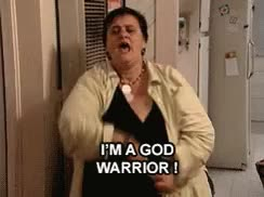Watch The popular God Warrior GIF on Gfycat. Discover more related GIFs on Gfycat