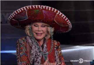 Watch and share Joan Rivers GIFs on Gfycat