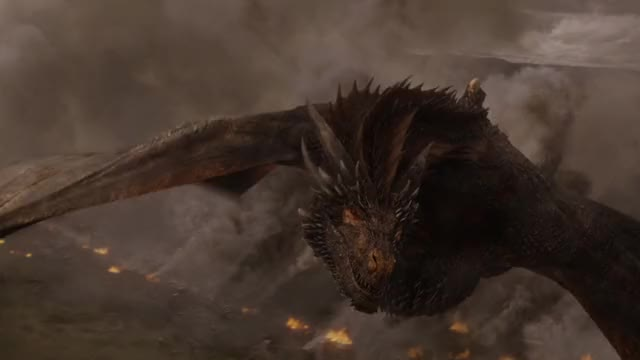 Watch this dragon GIF by @dragonmcmx on Gfycat. Discover more dragon, drogon, field of fire, hbogameofthrones, spoils of war GIFs on Gfycat
