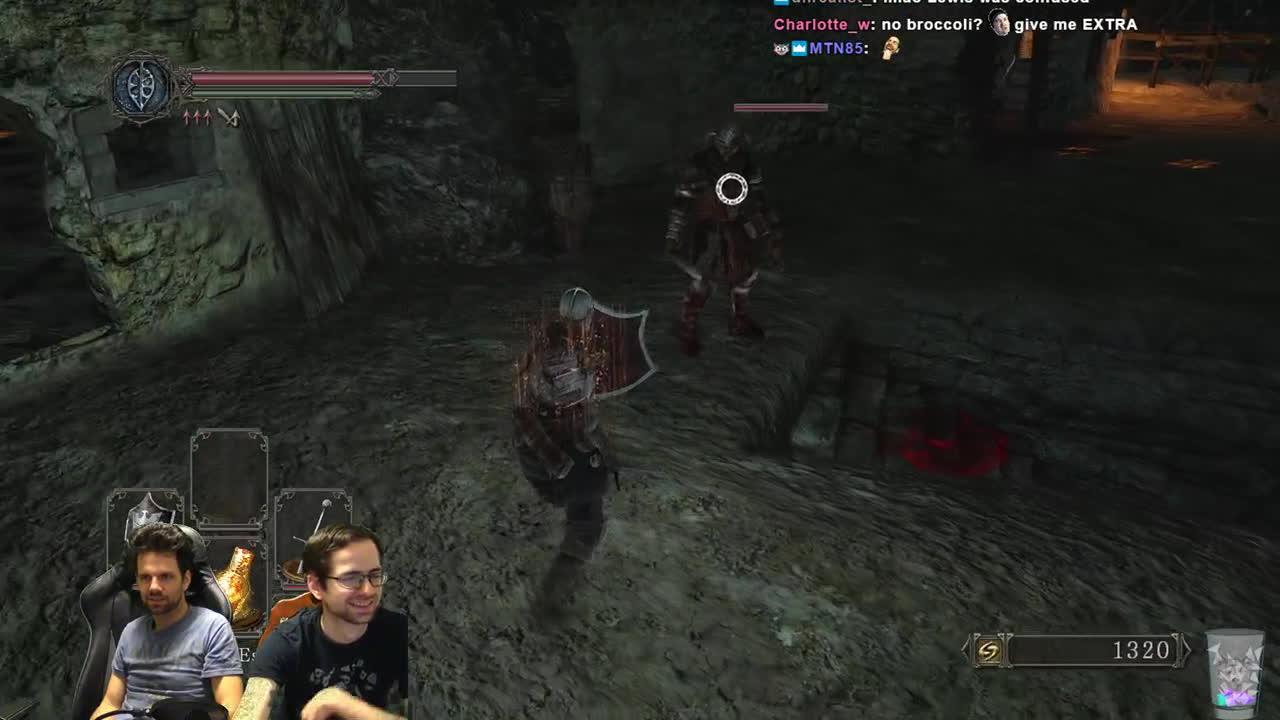 LoBRO Souls II Continues! | !teepublic | !humble GIFs