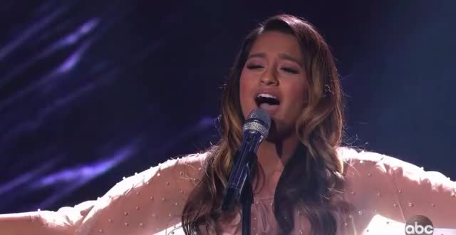 Watch this advert GIF by American Idol (@americanidol) on Gfycat. Discover more alyssa raghu, american idol, american idol season 17, americanidol, katy perry, lionel richie, luke bryan, ryan seacrest, season 17, singing GIFs on Gfycat