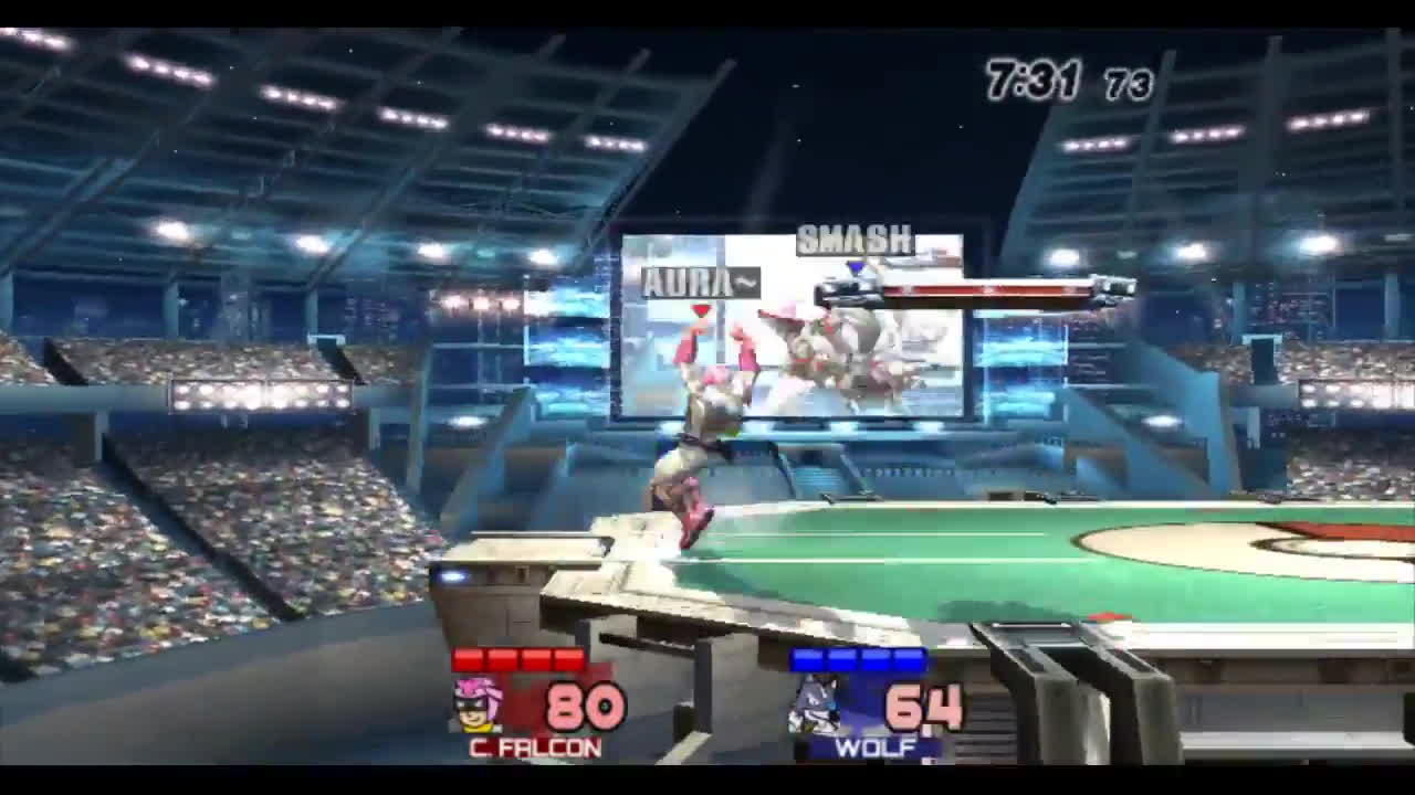 smashbros, First Time Playing as Wolf GIFs