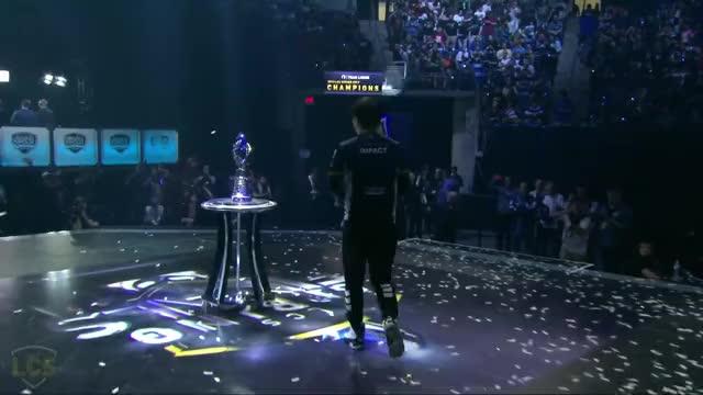 TL vs. TSM | Finals Game 5 | LCS Spring Split | Team Liquid vs. TSM (2019)
