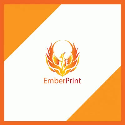 Watch and share T-shirt Printing In Canada GIFs by Ember Print on Gfycat