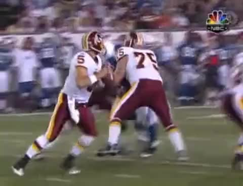 Watch and share Colt Brennan GIFs and Redskins GIFs on Gfycat
