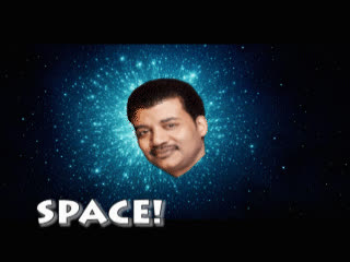 celebs, neil degrasse tyson, space GIFs
