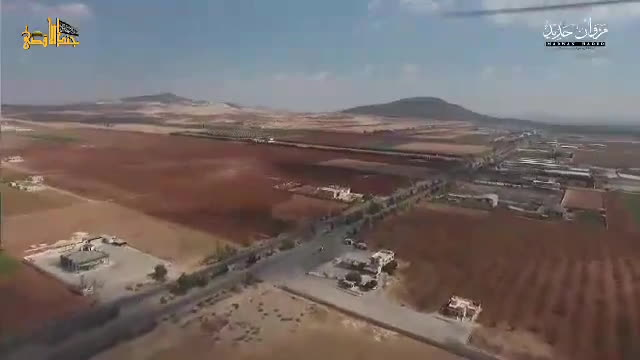 CombatFootage, MilitaryGfys, combatfootage, لأول مرة... الثوار يقصفون قوات النظام بطائرة من دون طيارة GIFs
