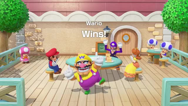 Watch and share Super Mario Party GIFs and Danceing GIFs by themariostars on Gfycat